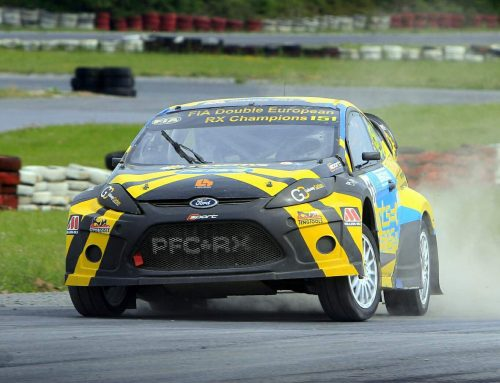 McGarry to make Euro RX debut at Holjes with PFCRX in TouringCar swansong