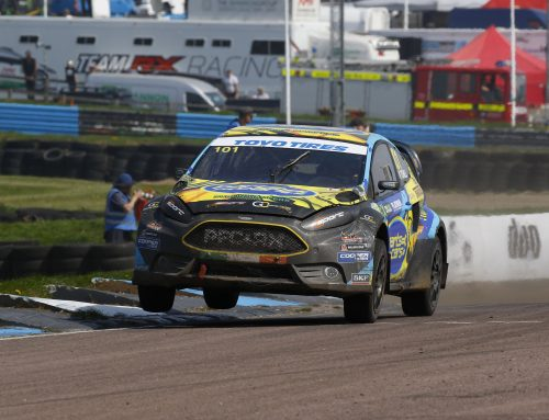 Tohill scores first British RX victory at Lydden Hill