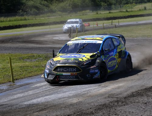 Tohill retains British RX lead with Welsh win!