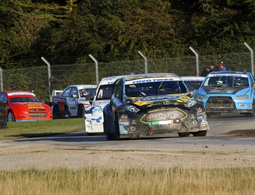 Tohill concludes epic British RX title fight with victory